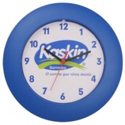 Relógio de Parede Redondo borda larga 30 cm Cód: R7
