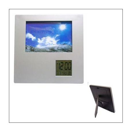 Porta Retrato com Relógio Código: 1372