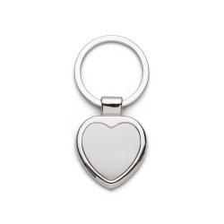Chaveiro de Metal Coração Cód: 5018