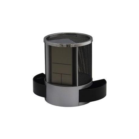 Porta Caneta com Relógio + Porta Clips Código: 3328