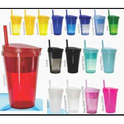 Copo Snack Cup 600ML Cód. 1020